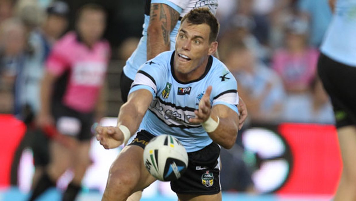 Sharks hooker John Morris will be in for a big one as he runs out for his 300th game as a Shark this Monday night.
