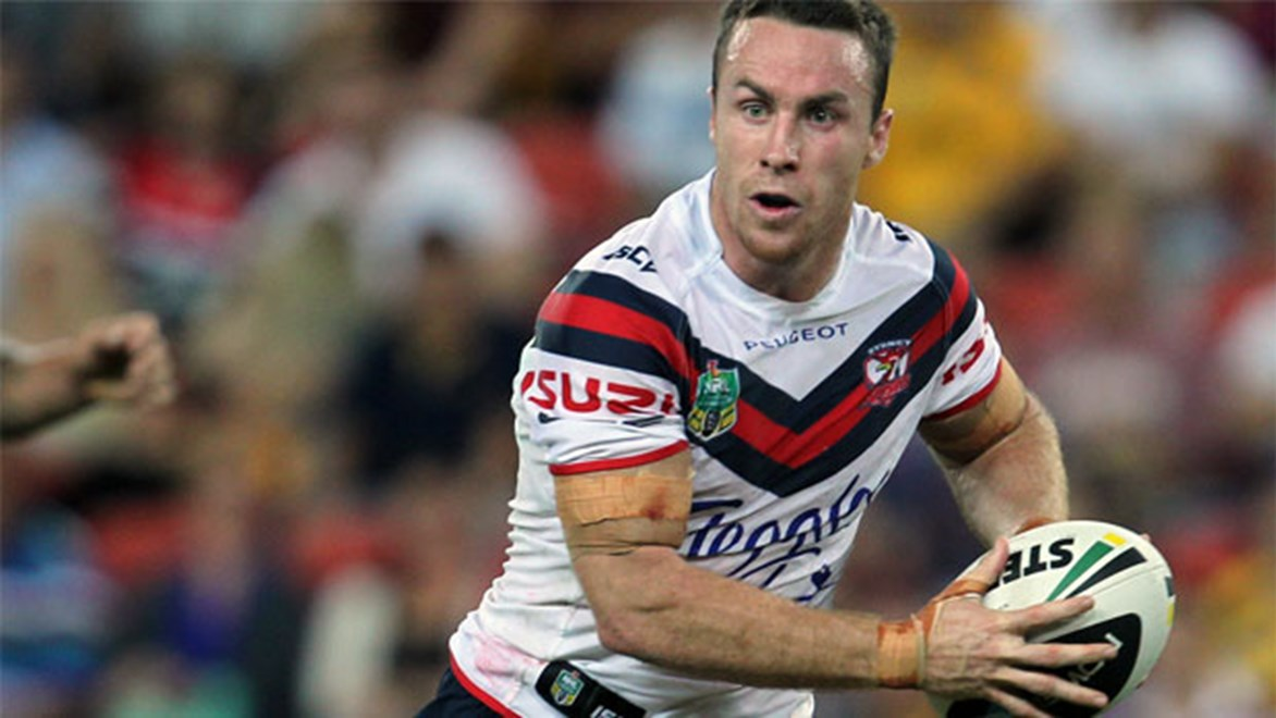 James Maloney may have lost his NSW Origin spot but he's now a handy option for Holden NRL Fantasy over the tricky bye rounds.