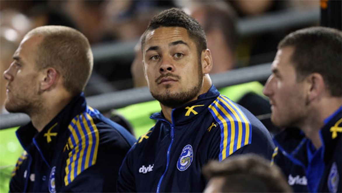 The Eels have refused to blame the absence of star fullback Jarryd Hayne for a poor outing at Penrith on Friday night.