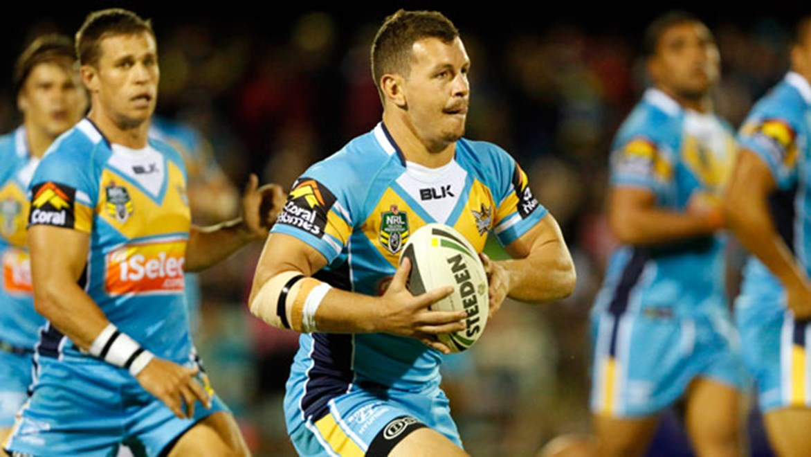 Titans, NSW and Australia forward Greg Bird will return from suspension for the Gold Coast in Round 13, paving the way for him to play in State of Origin II.