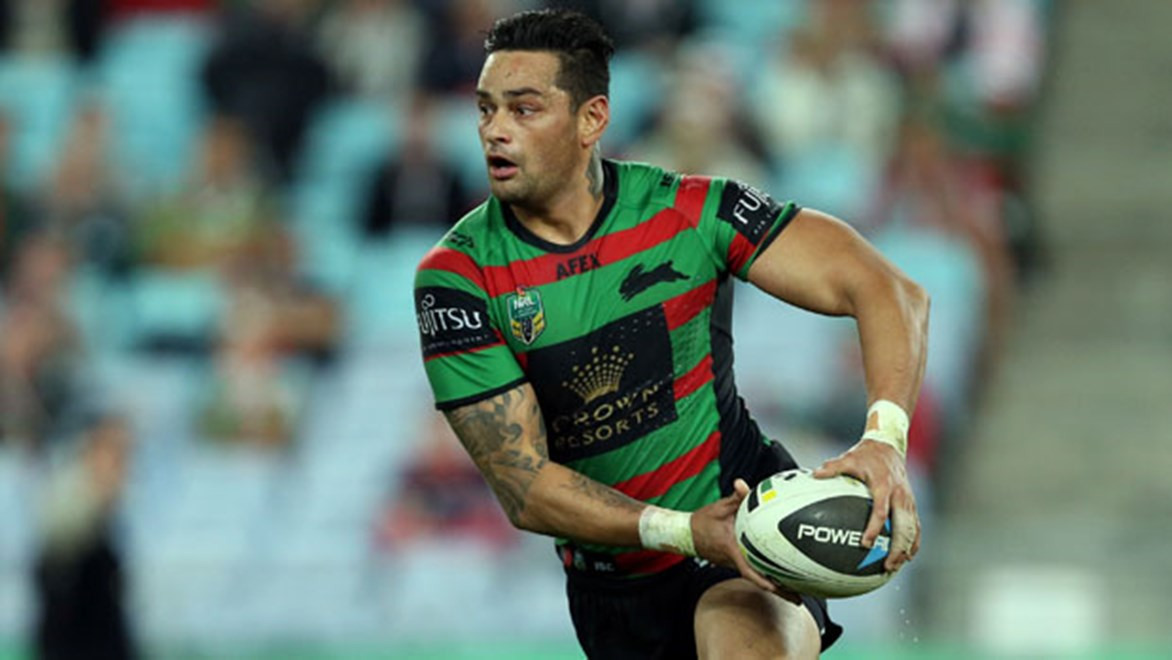 South Sydney five-eighth John Sutton has claimed that Souths are still a work in progress despite winning four of their last five games.