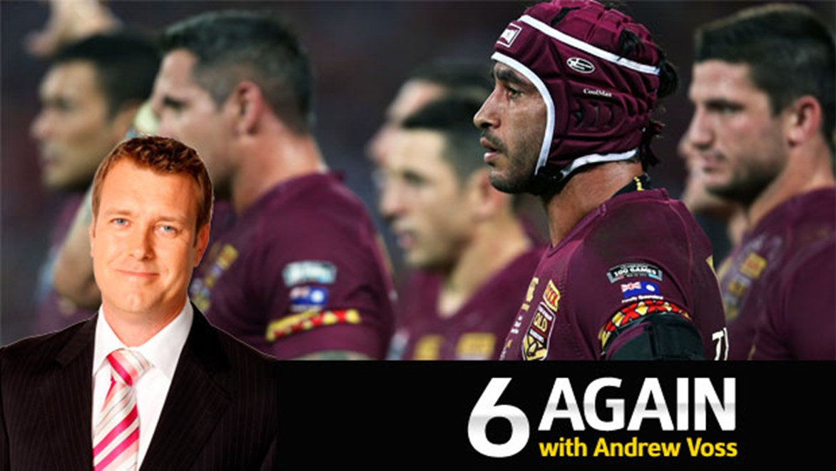 It's just about impossible to come up with a State of Origin schedule that will please everybody, writes Andrew Voss.