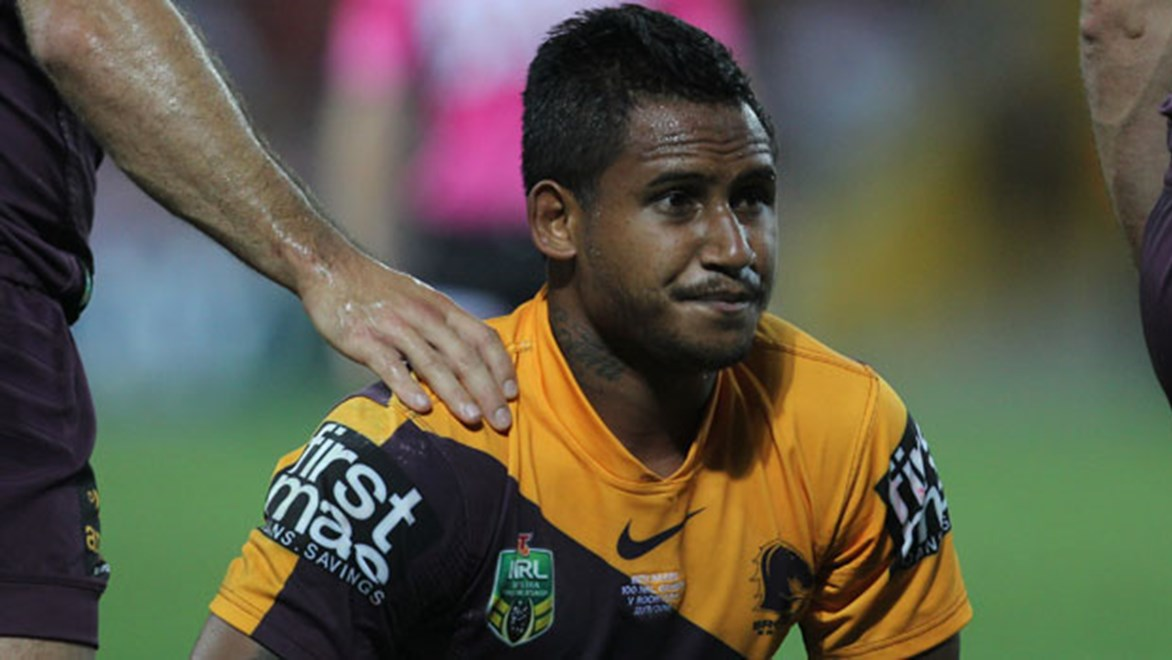 Ben Barba has failed to deliver anything spectacular for the Broncos this season after an off-season move up north.
