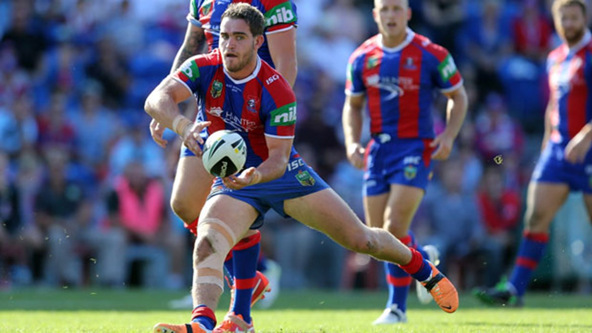 Knights hooker Adam Clydsdale admits he is intimidated by Newcastle's master coach Wayne Bennett although he has undoubtedly become a better player because of it.