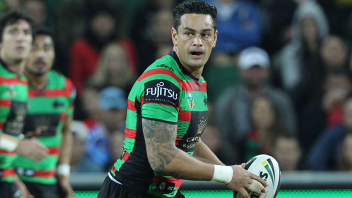 John Sutton will be key for the Rabbitohs as they navigate the tricky Origin period.
