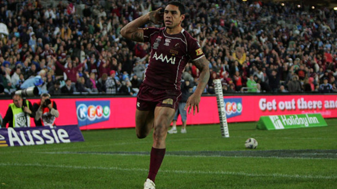 Recalled Maroons star Willie Tonga has spent his career determined to prove critics wrong.