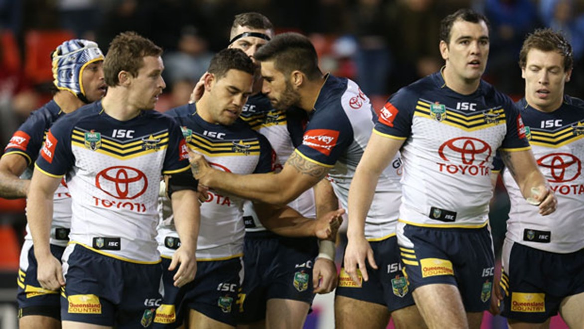 Cowboys coach Paul Green saw enough in Monday night's loss to the Knights to believe his players can come out of their current slump.