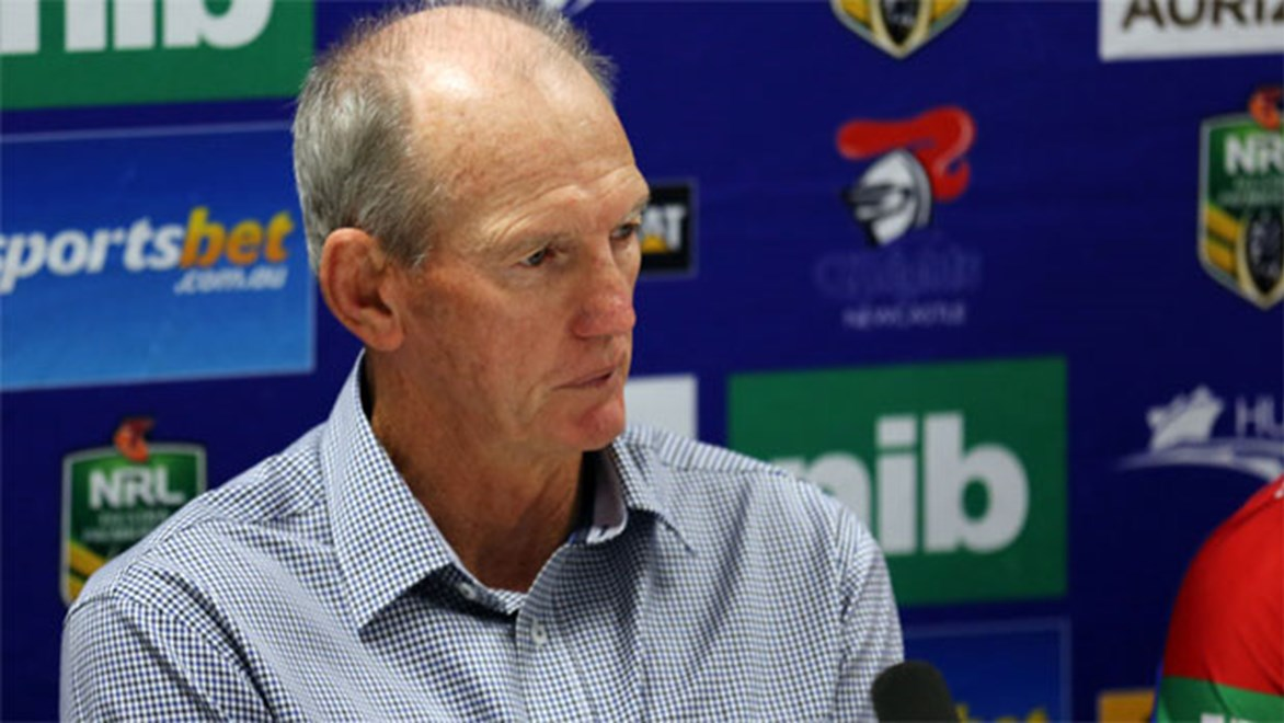 Wayne Bennett is set to quit coaching the Newcastle Knights at the end of the season.