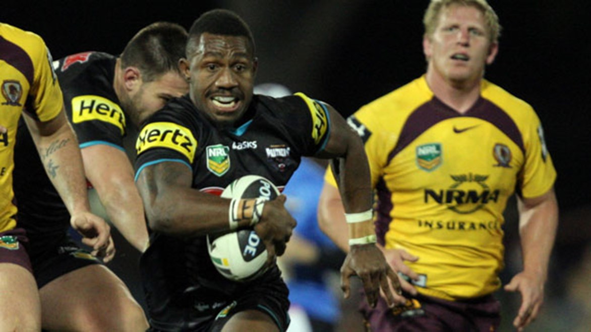 The Broncos had no answer for James Segeyaro on their last visit to Penrith and are wary of his influence on Monday night.