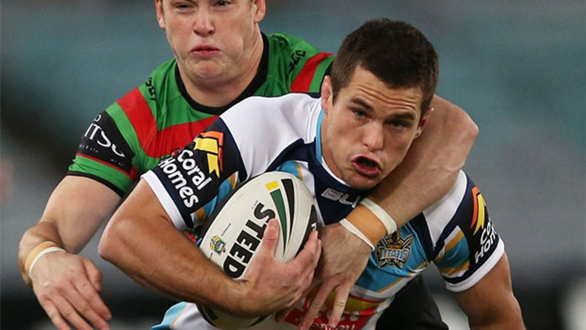 New Titans half Daniel Mortimer has helped the side get back on track but is unsure of where he stands when both Aidan Sezer and Albert Kelly are fully fit.