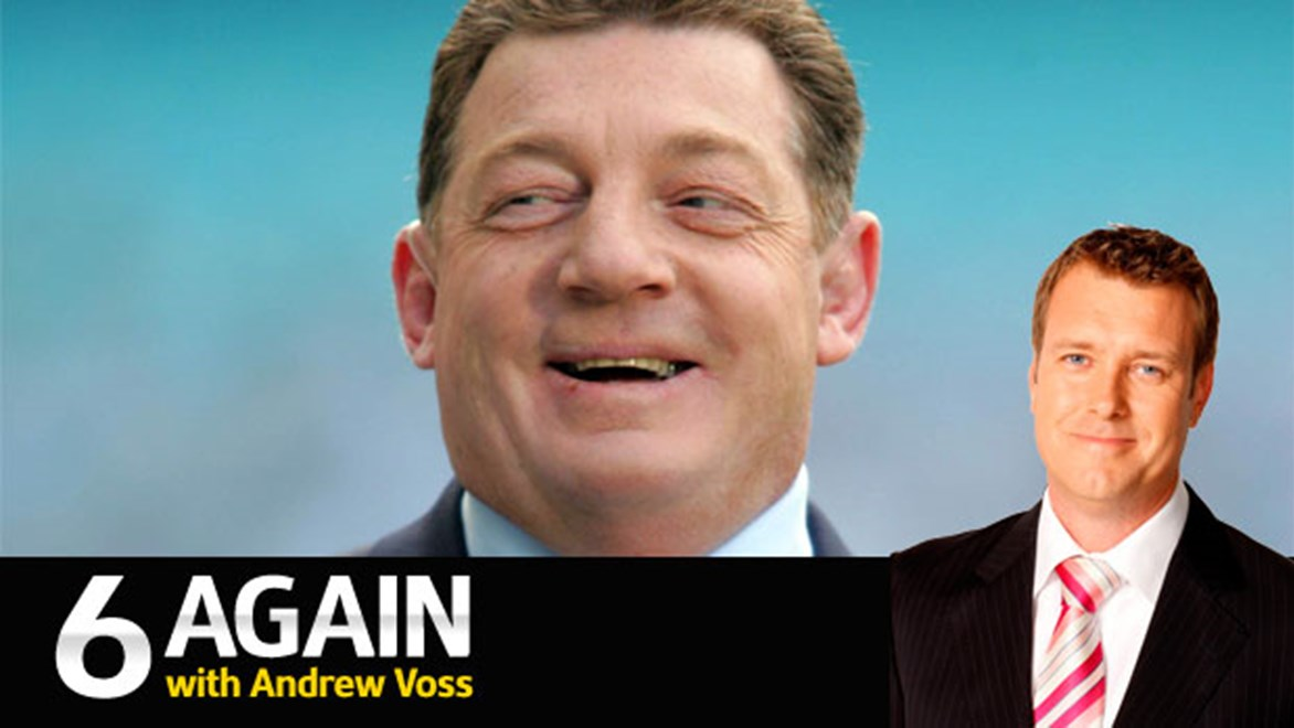 Andrew Voss says his old Sunday Roast co-star Phil Gould is the best man to replace John Cartwright at the Titans.
