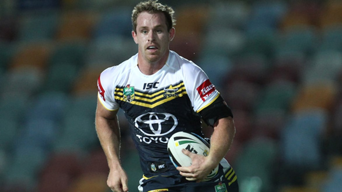 Cowboys fullback Michael Morgan will be crucial for Paul Green as his side face an important month ahead.