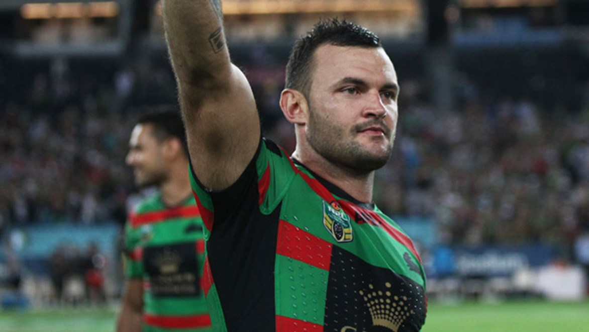 Beau Champion is set to leave the Rabbitohs for a second time, signing with the Eels for 2015.