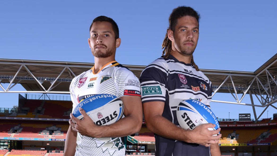 Marmin Barba and James Wood put their seasons on the line on Sunday when Ipswich meet Tweed Heads in the Elimination Semi-Final of Week One of the Intrust Super Cup finals series.