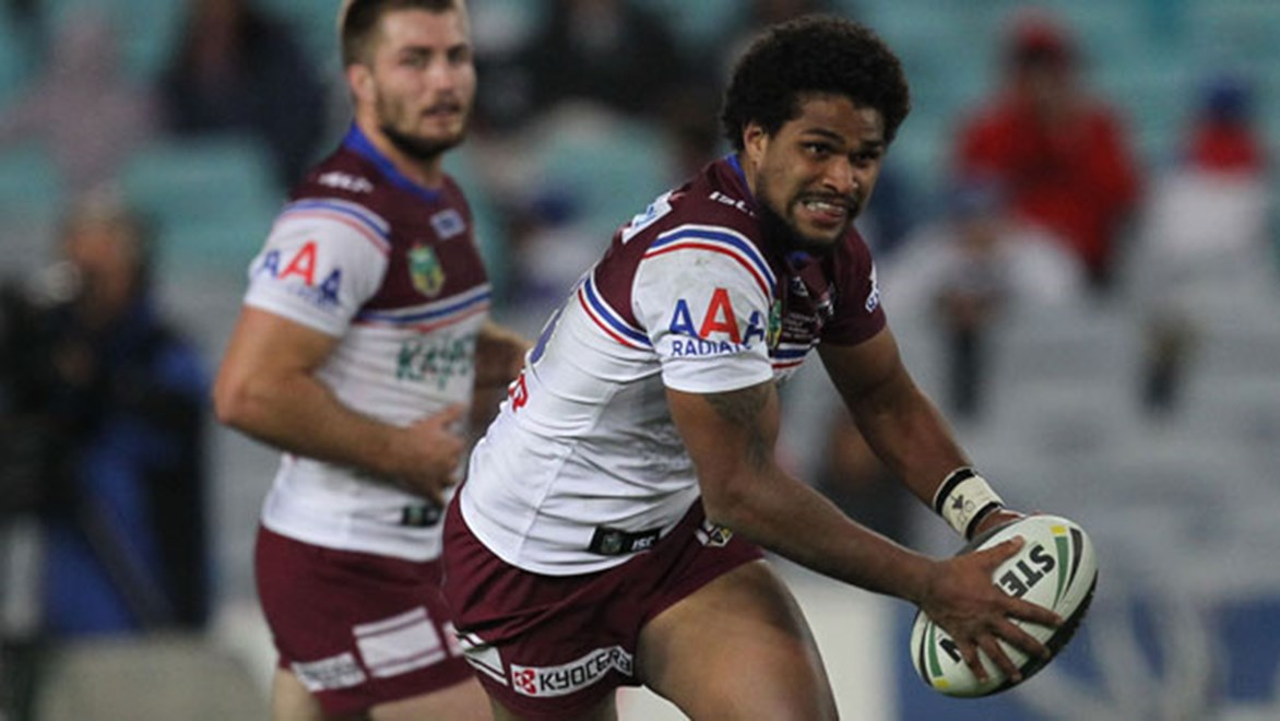 Manly hooker Jayden Hodges has North Queensland players on high alert as he returns to his former club in place of Matt Ballin.