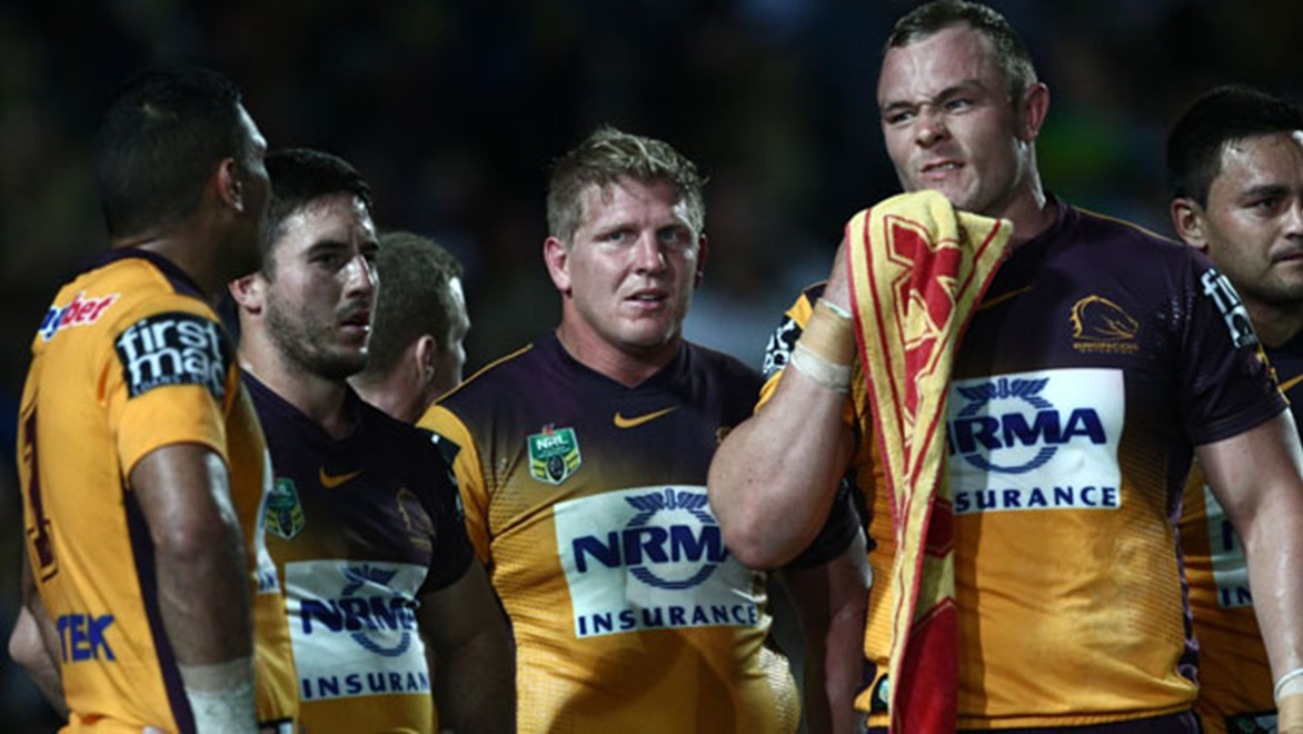 The Broncos 2014 campaign came to a close after the Cowboys posted 18 unanswered points in the opening 20 minutes of their Elimination Final in Townsville.