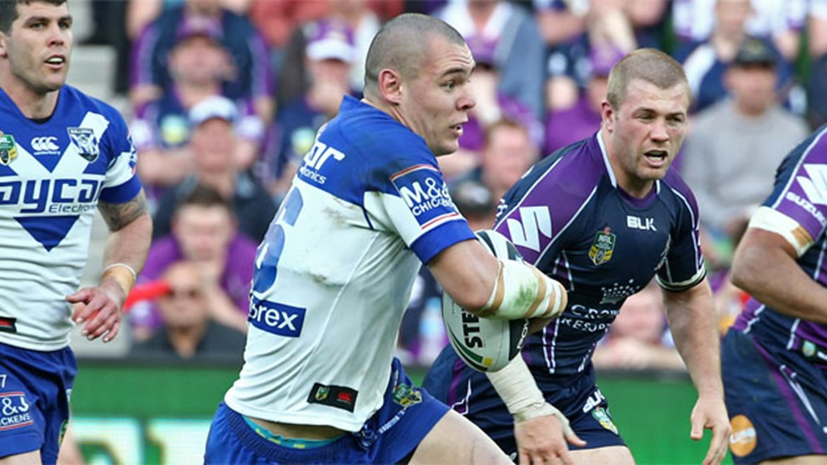David Klemmer (above) and Josh Morris were placed on report, while Pat O'Hanlon suffered a potentially serious ankle injury to sour the side's elimination final win over Melbourne.