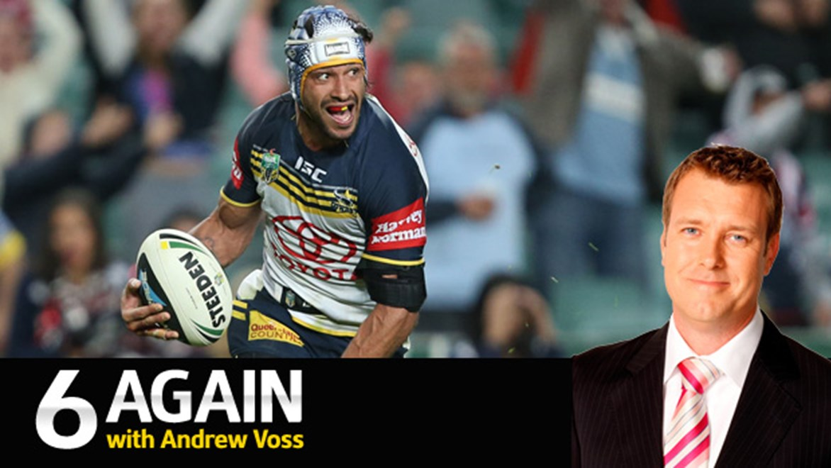 According to Andrew Voss, Johnathan Thurston will be collecting more than just the Dally M Medal this year.