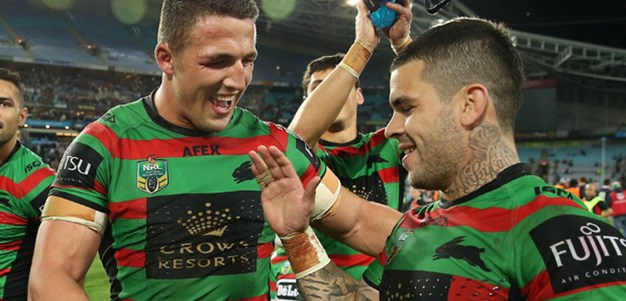Burgess proud of his 'little mate'
