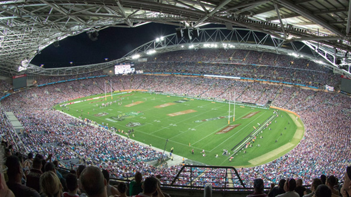 All eyes will be on ANZ Stadium on Sunday during 2014 NRL Telstra Premiership Grand Final day.