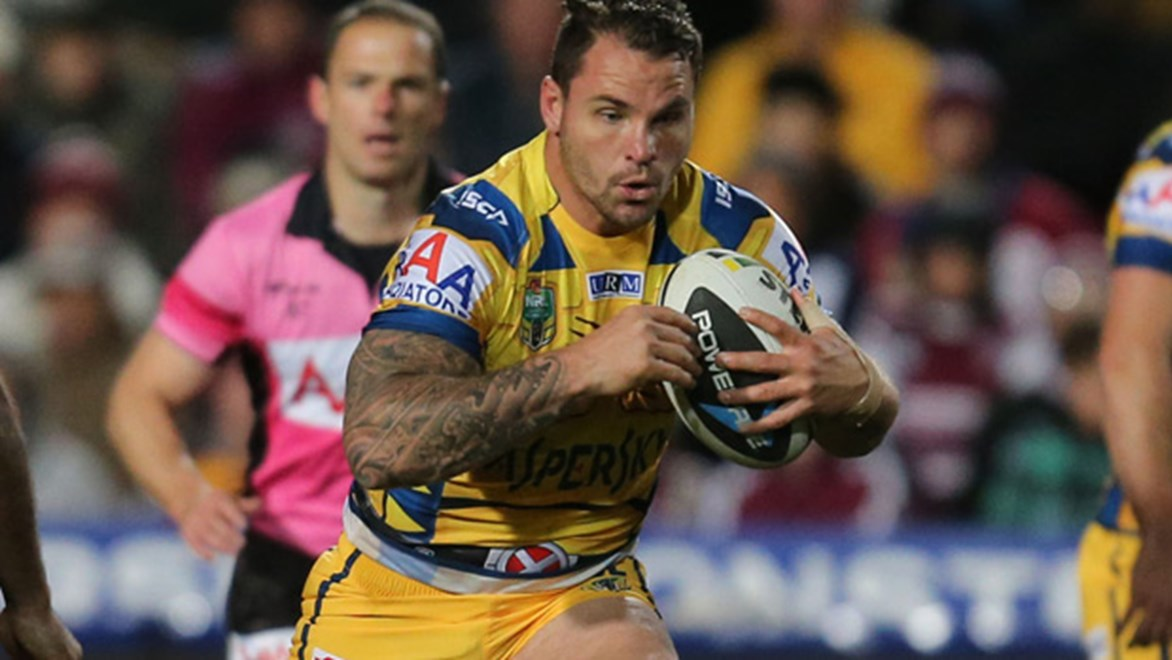 Anthony Watmough has been heavily linked with a move to Parramatta.