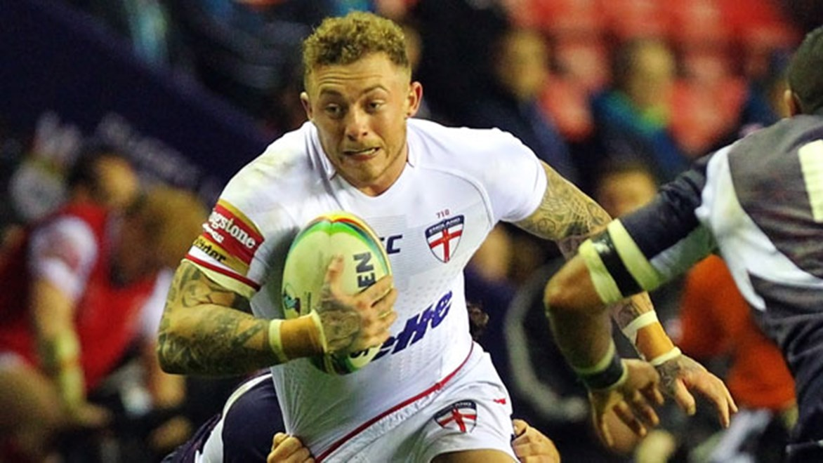 A Wigan boy through and through, England winger Josh Charnley has not ruled out testing himself in the NRL at some stage during his career.