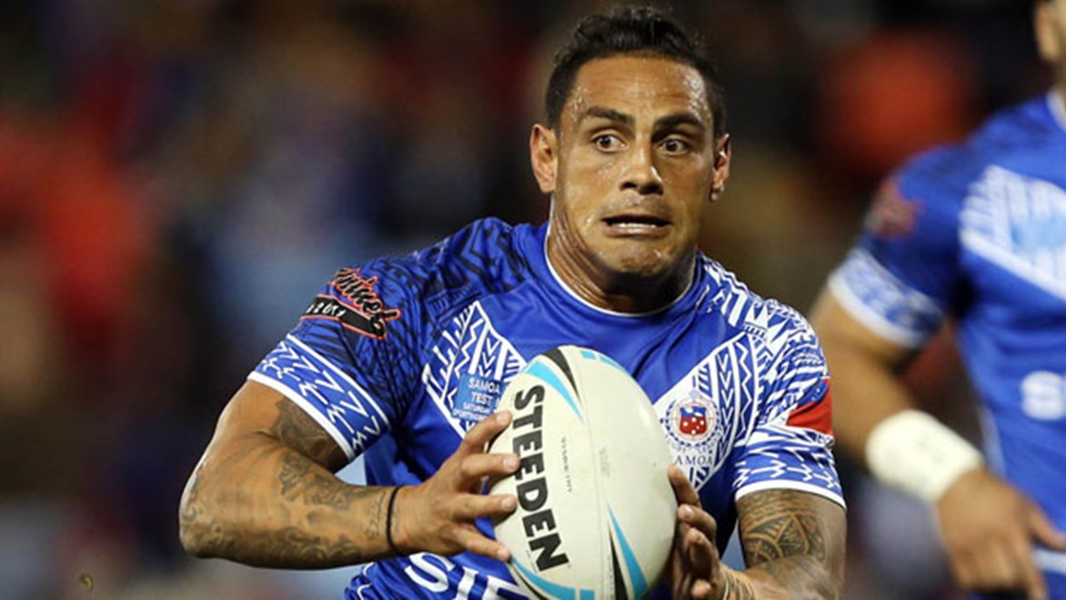 Toa Samoa coach Matt Parish has expressed his disappointment about three of his players, including captain Reni Maitua, being stood down due to an off-field incident.