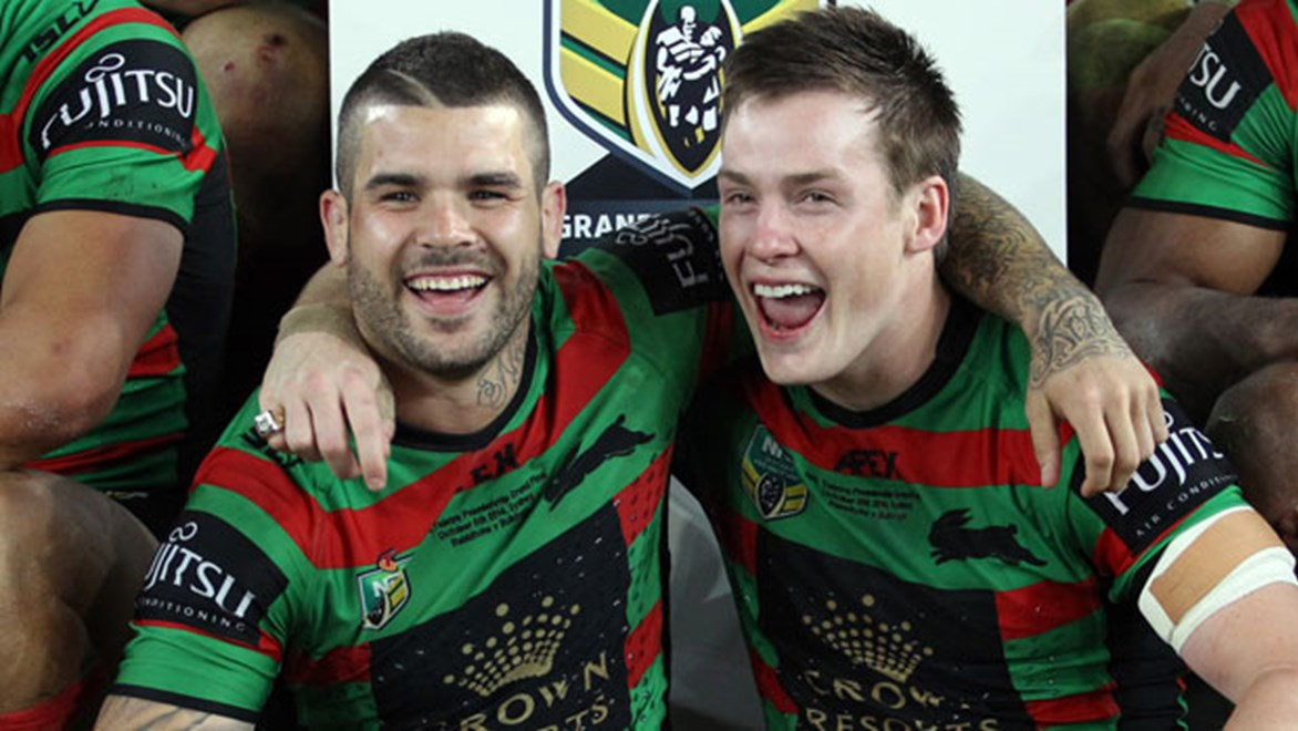 The celebrations may still be continuing but will South Sydney be able to keep premiership halves pairing Adam Reynolds and Luke Keary together beyond 2015?
