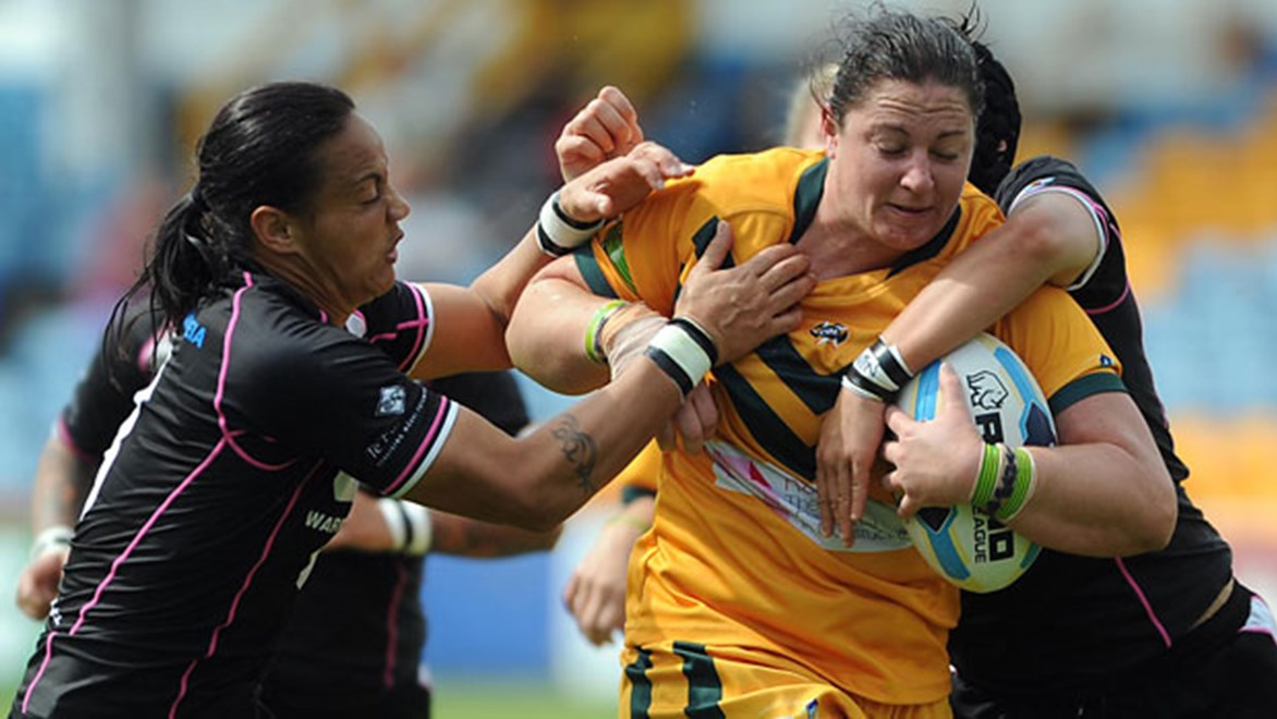 The Jillaroos will be out to repeat their World Cup upset of the Kiwi Ferns when the two sides meet in Wollongong on Sunday.