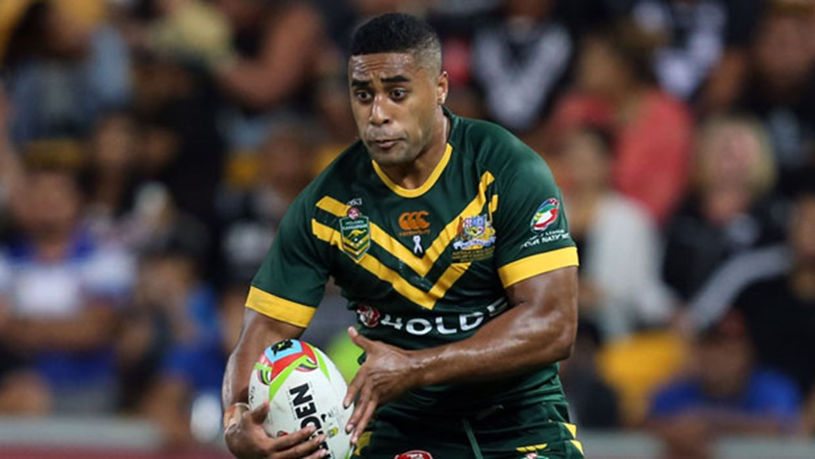 Michael Jennings believes Joey Leilua's recent form will further motivate him to do a job for Australia moving forward.