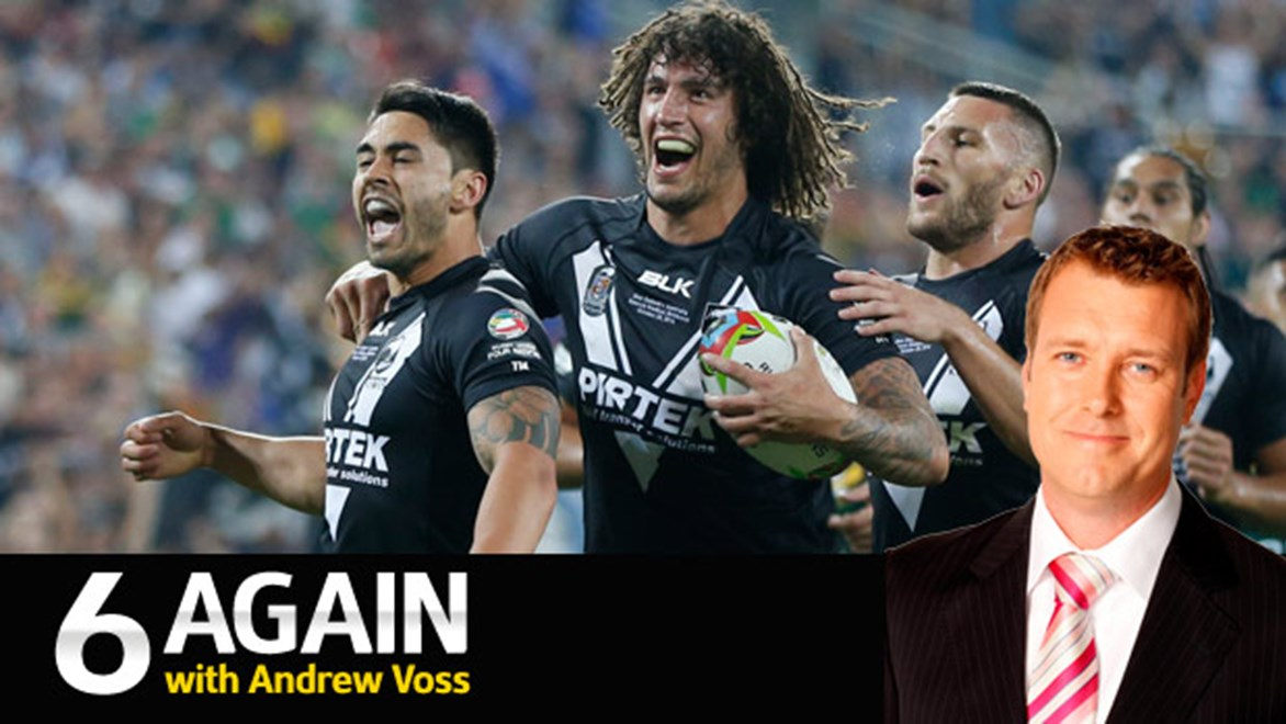 Andrew Voss believes the Kiwis will claim the 2014 Four Nations with a win in the final by the slightest of margins.