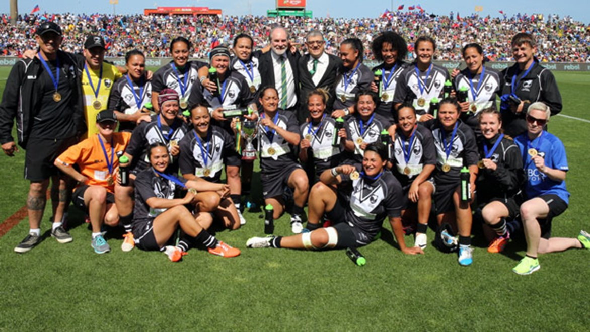 Over 16,000 fans watched the Kiwi Ferns defeat the Australian Jillaroos live on NRL.com.