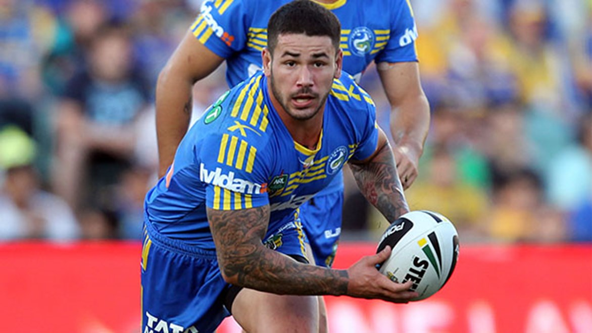 Nathan Peats wants to be an 80-minute hooker at the Eels.