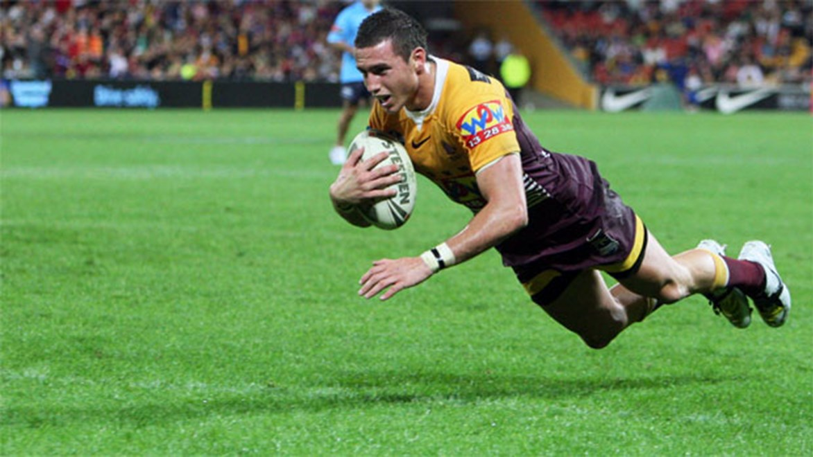Darius Boyd will return to Brisbane in 2015 after signing a three-year deal with the Broncos.