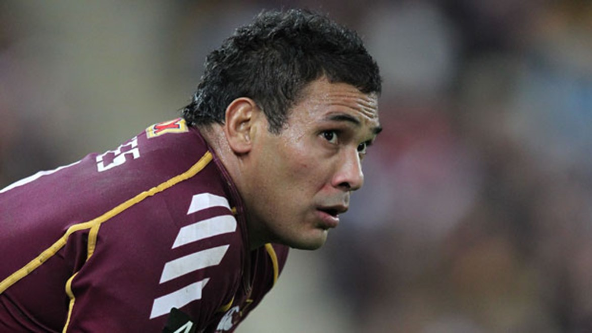 A successful Origin Series with the Maroons in 2015 could spell the end of Justin Hodges' representative career.