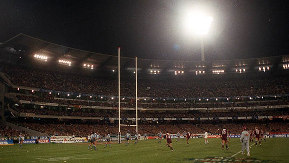 Rugby League returns to the MCG - plenty of reasons to plan a roadtrip in 2015.
