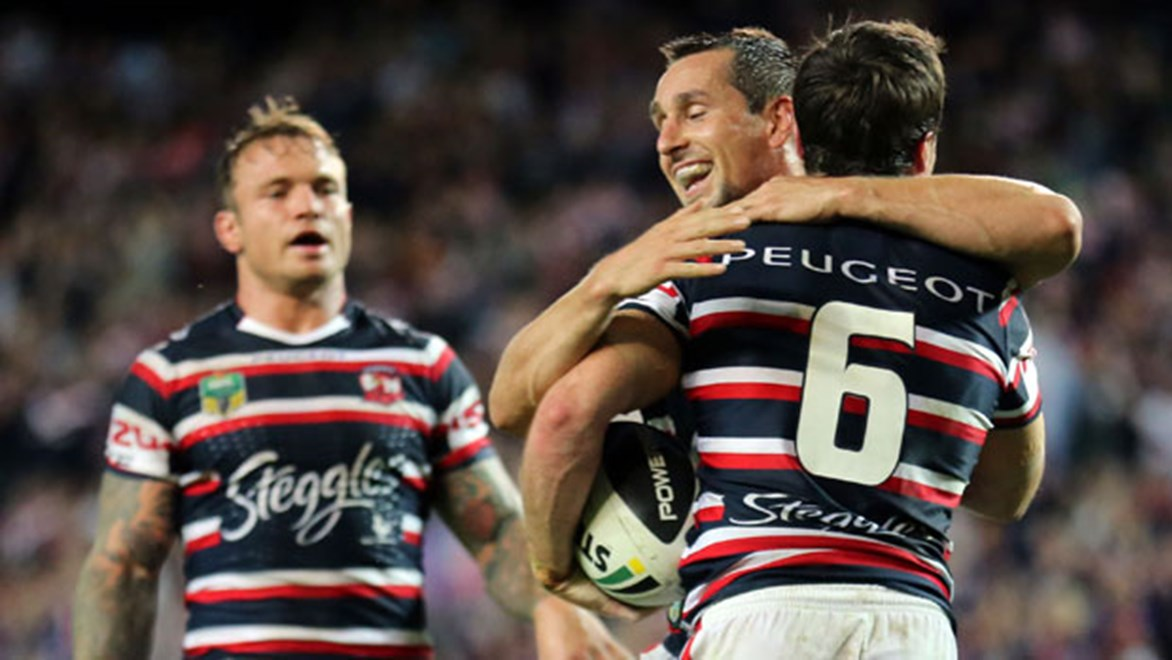 Add Roger Tuivasa-Sheck to a Roosters 'spine' of Jake Friend, Mitchell Pearce and James Maloney and you have got one of the most potent combinations in the NRL.