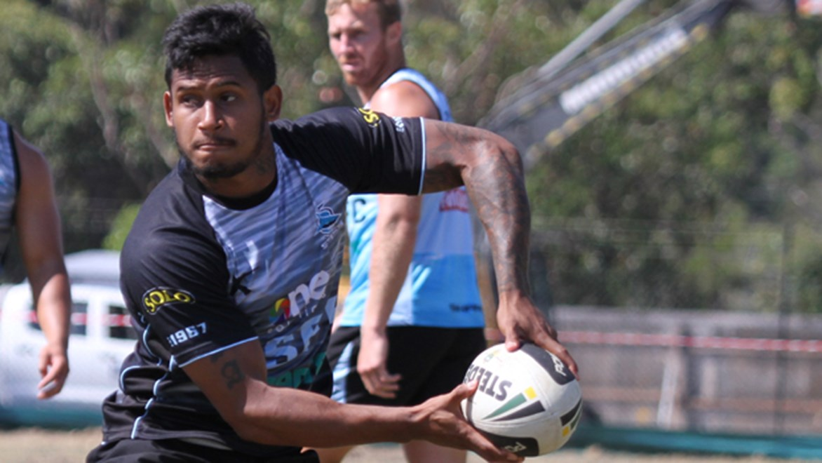 Ben Barba is expected to play a similar role at five-eighth to his predecessor, Todd Carney.