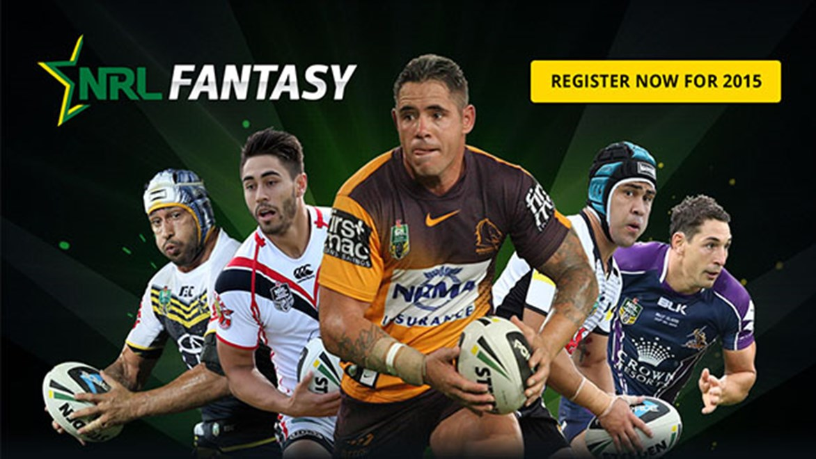 NRL Fantasy is now Live.