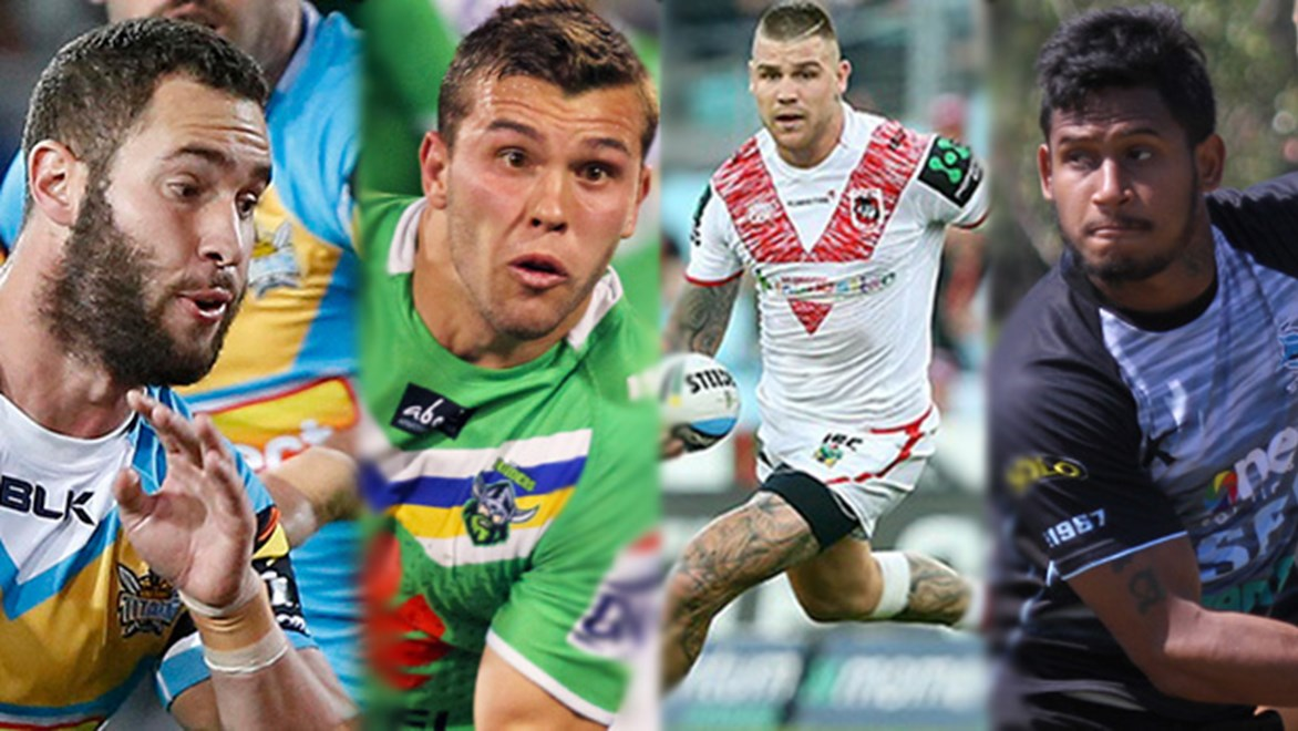 The players who starred and the players who got injured during the NRL Trials.
