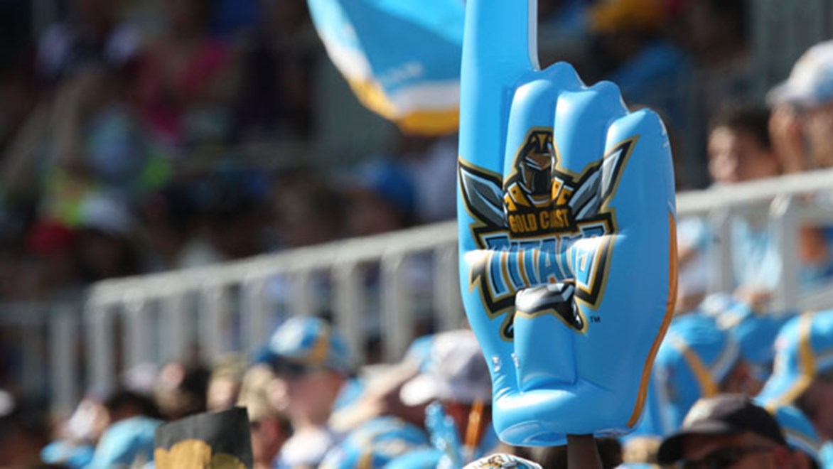 Fans of the Gold Coast Titans have been assured the future of their club is safe following the NRL taking ownership of the club on Tuesday.