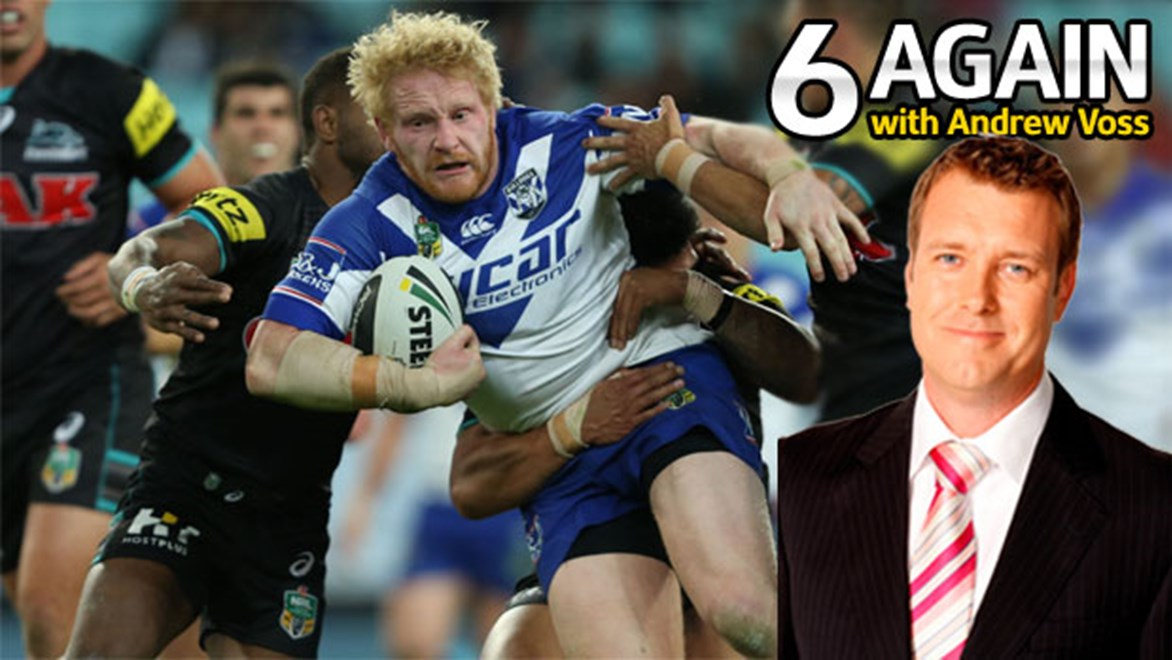 Andrew Voss says the Round 1 Bulldogs v Panthers clash is not to be missed.
