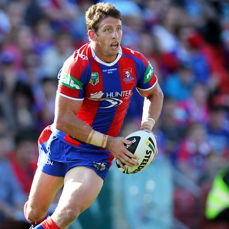 Knights 'let our fans down': Gidley