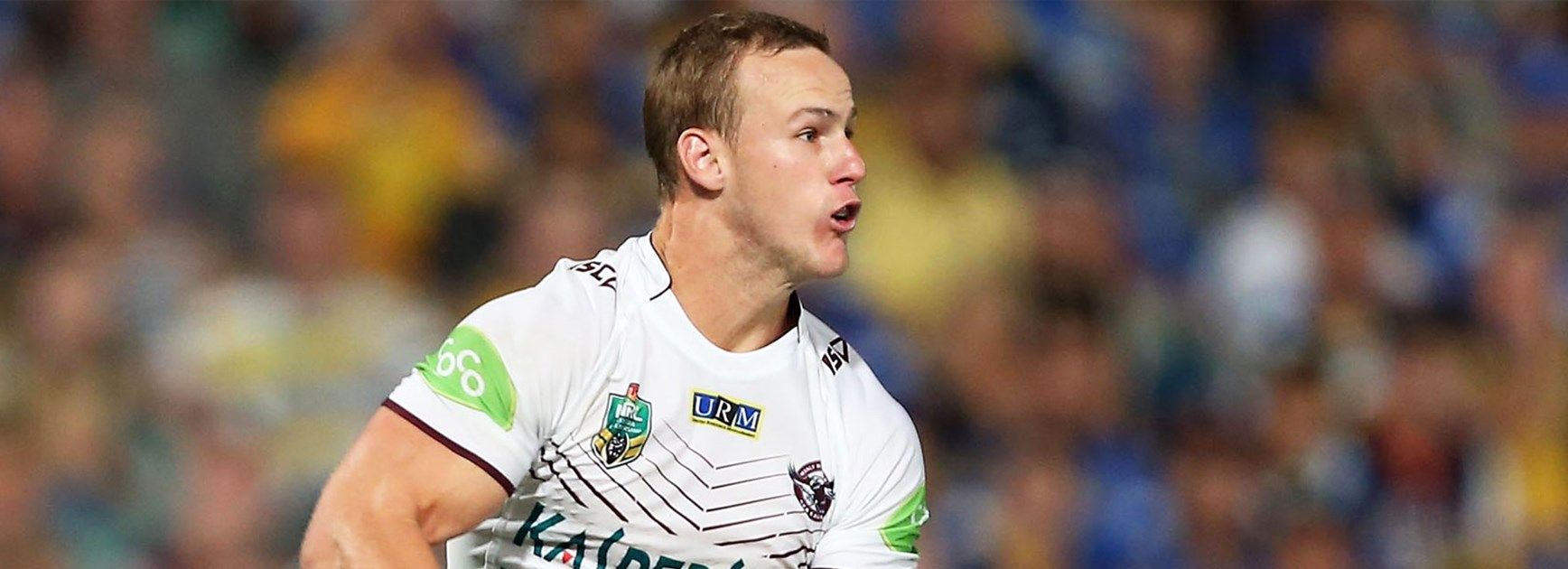 Daly Cherry-Evans has spoken about his decision to join the Gold Coast Titans.