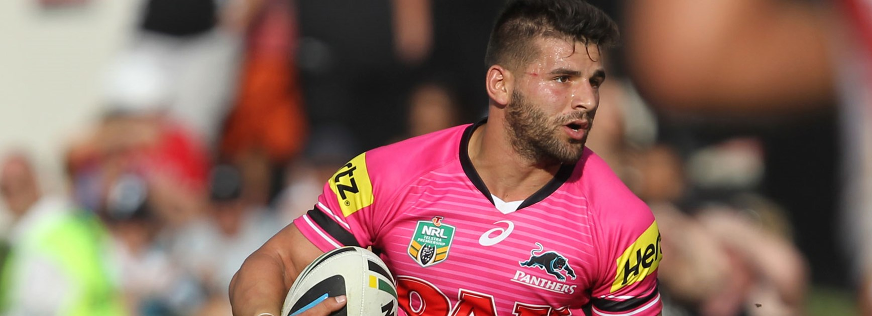Josh Mansour has been named to make his return for the Panthers in Round 3.