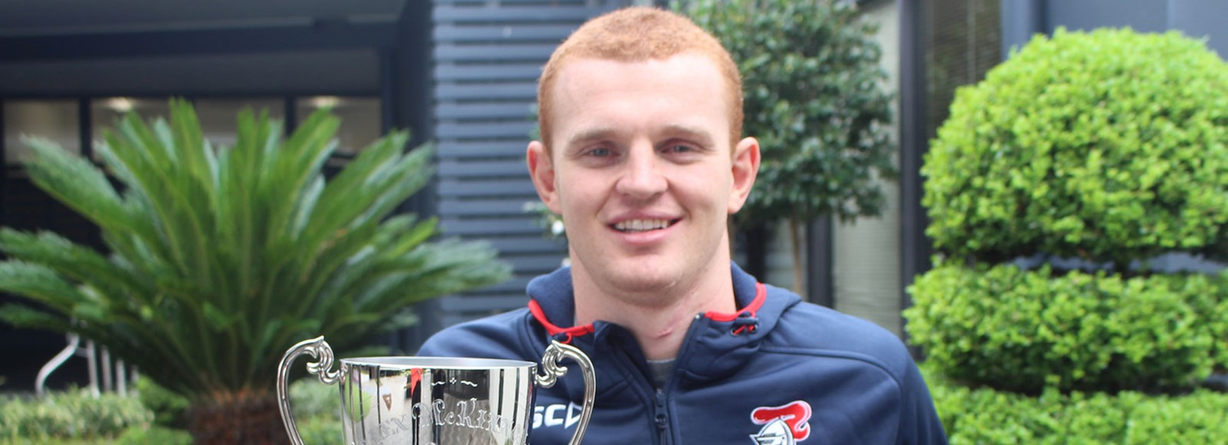 The Knights and Dragons will play for the Alex McKinnon Cup this Saturday night at Hunter Stadium.