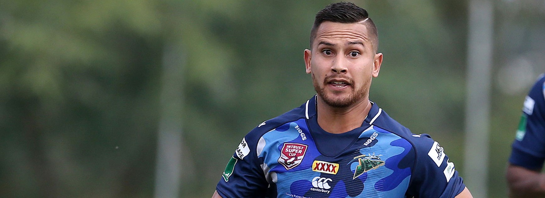 Marmin Barba scored 22 tries in 23 games for the Ipswich Jets last season.