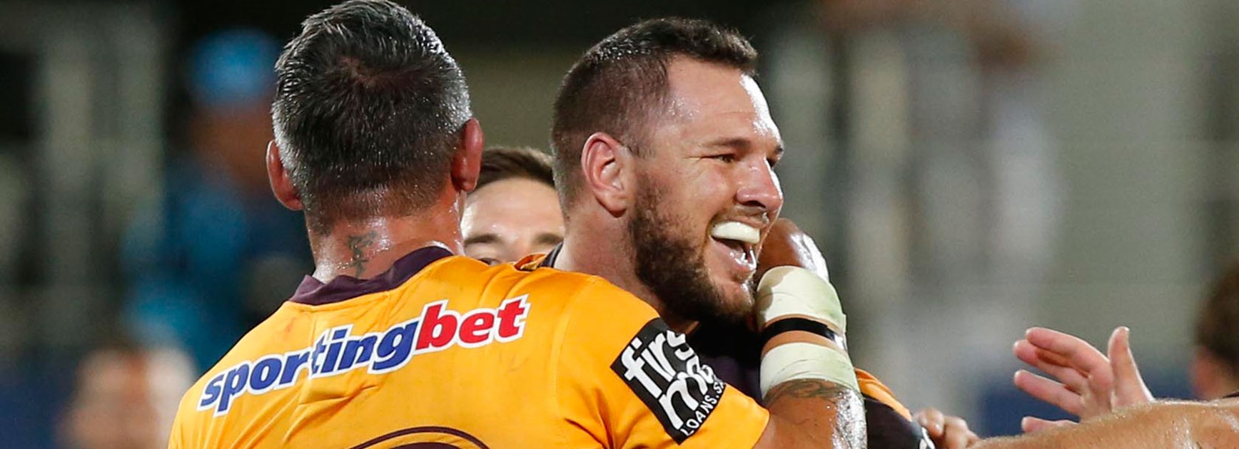 Mitchell Dodds is hoping to use his return to the NRL to earn a new contract with the Broncos.
