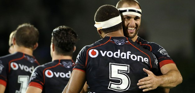 Mannering is the ultimate Warrior