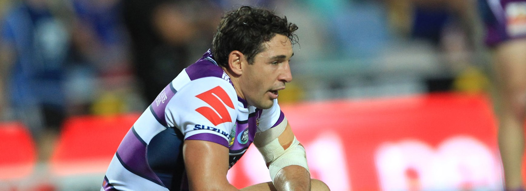 Storm superstar Billy Slater will need to be fully fit to be selected in the Queensland team for Game One.
